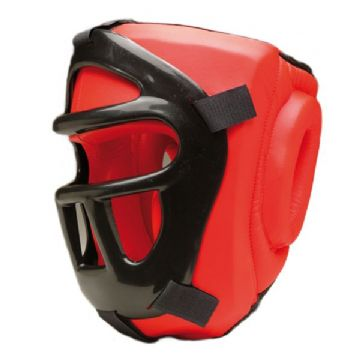 BOXING HEAD GUARD WITH FACE PROTECTION